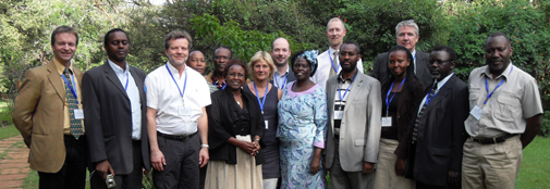 Wangari Maathai Institute and UC guests